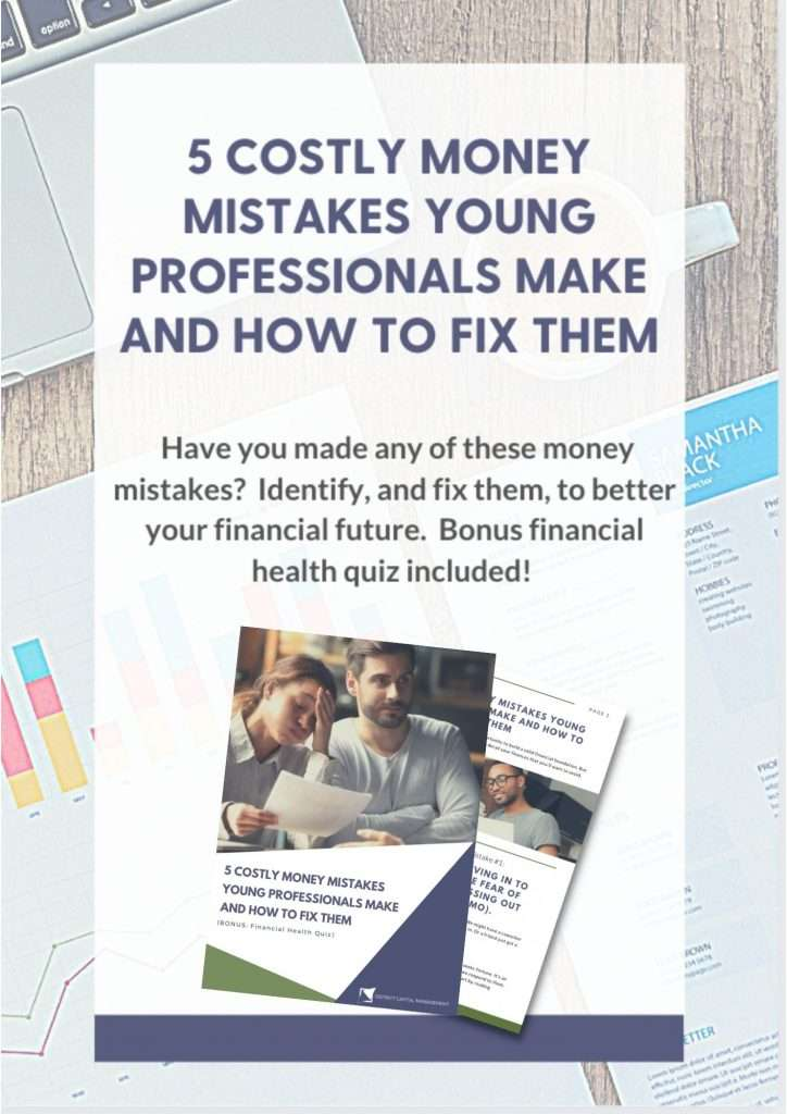 Costly Financial Mistakes